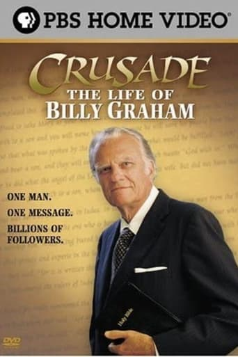Poster of Crusade: The Life of Billy Graham
