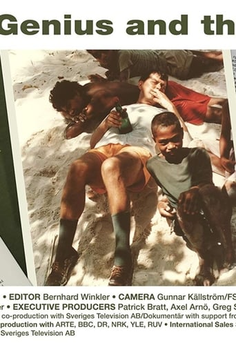 Poster of The Genius and the Boys