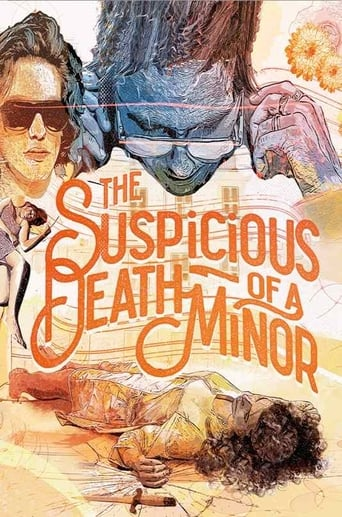 Poster of The Suspicious Death of a Minor