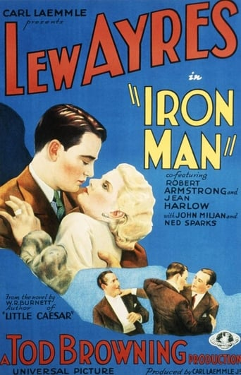 Poster of Iron Man