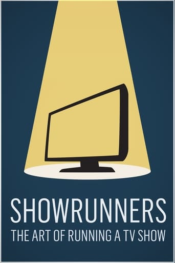 Poster of Showrunners: The Art of Running a TV Show fragman