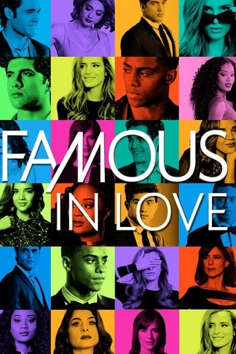 Poster of Famous in Love