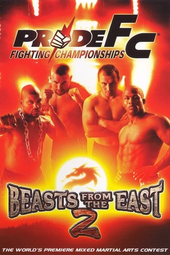 Poster of Pride 22: Beasts From The East 2