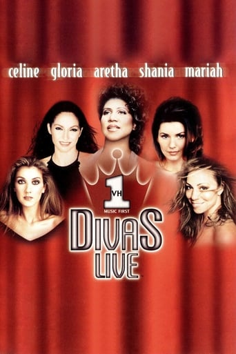 Poster of VH1: Divas Live