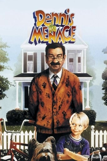 Poster of Dennis the Menace