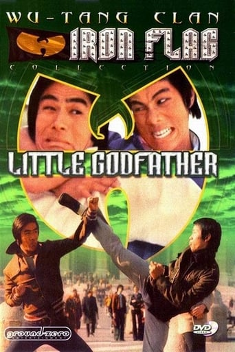 Poster of Little Godfather from Hong Kong