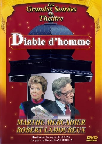 Poster of Diable d'homme