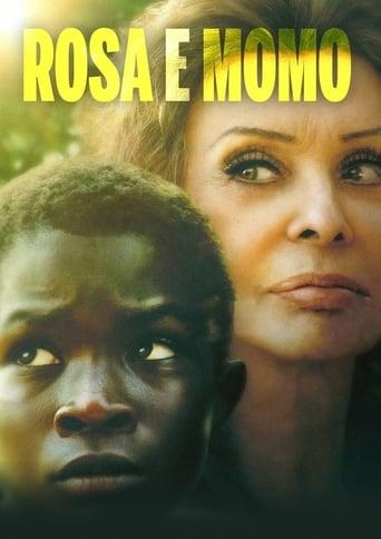 Rosa e Momo - Poster