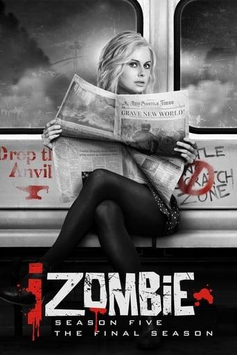 iZombie 5ª Temporada - Poster