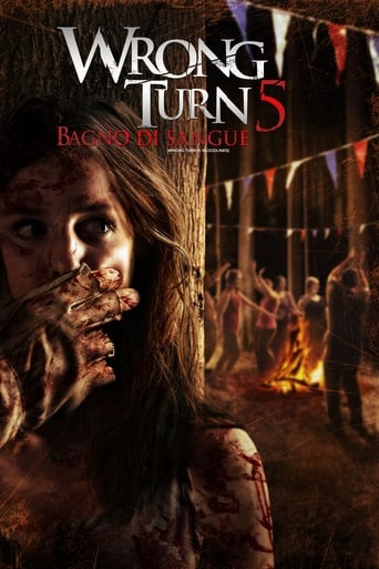 Wrong Turn 5 - Bagno di sangue