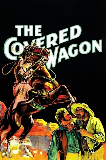 Poster of The Covered Wagon