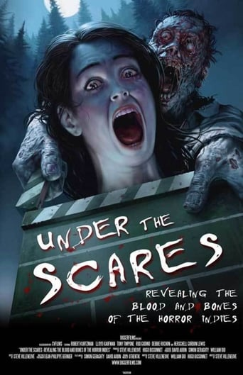 Poster of Under the Scares