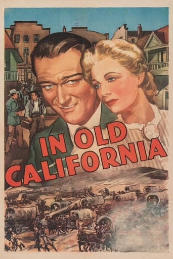 Poster of In Old California
