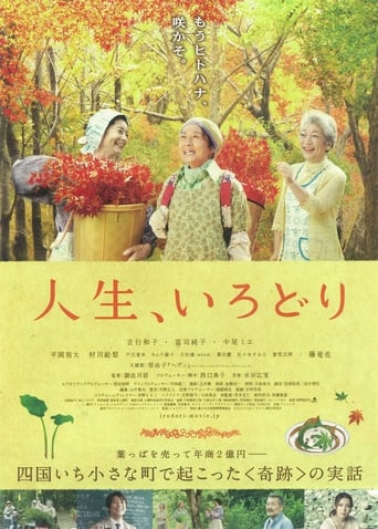 Poster of It's a Beautiful Life - Irodori