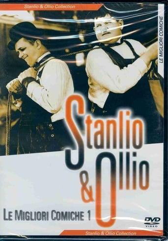 Poster of Stanlio & Ollio Le migliori comiche