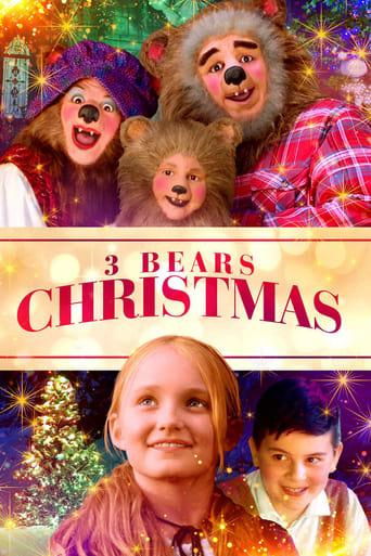 Poster of 3 Bears Christmas
