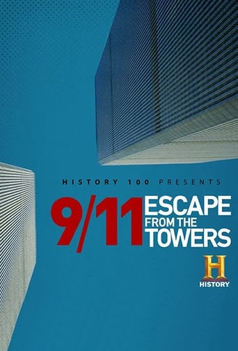 9/11: Escape from the Towers poster