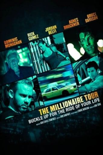 Poster The Millionaire Tour