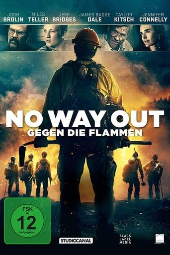 No Way Out - Gegen die Flammen - Drama / 2018 / ab 12 Jahre