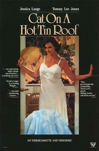 Poster of Cat on a Hot Tin Roof