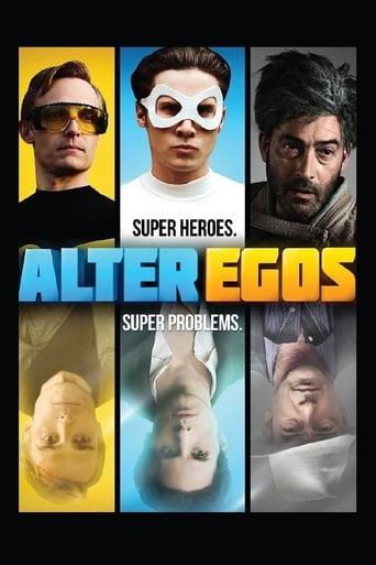 Poster of Alter Egos