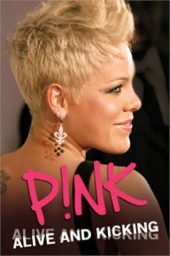 Poster of Pink: Alive and Kicking