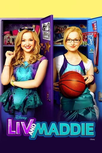 Liv and Maddie Poster