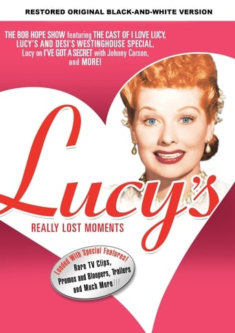 Lucy's Really Lost Moments Movie Poster