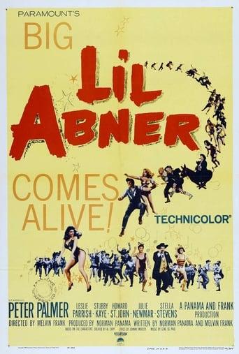 Poster of Li'l Abner