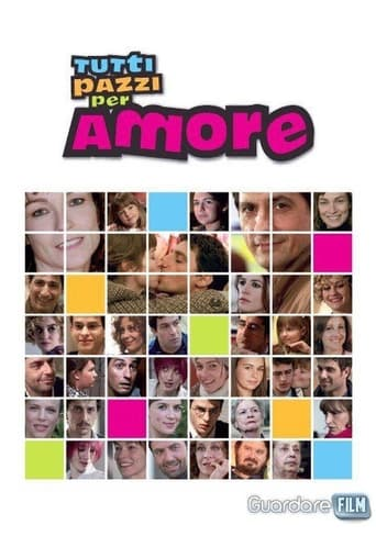 Poster of Tutti pazzi per amore
