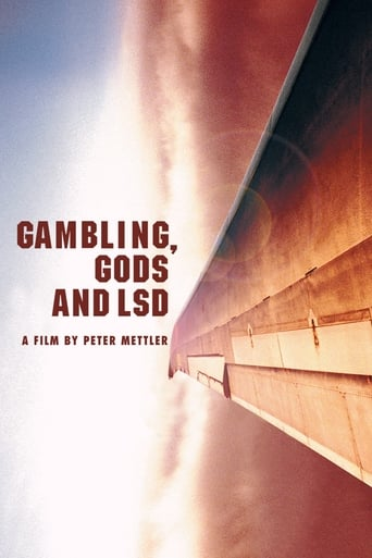 Poster of Gambling, Gods and LSD
