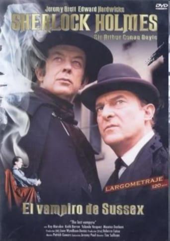 Poster of Sherlock Holmes: El vampiro de Sussex