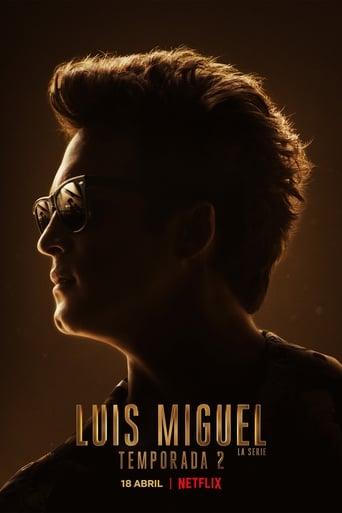 Luis Miguel A Série 2ª Temporada - Poster