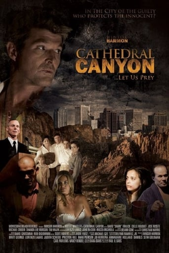 Poster of Cathedral Canyon