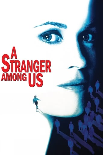 Poster of A Stranger Among Us