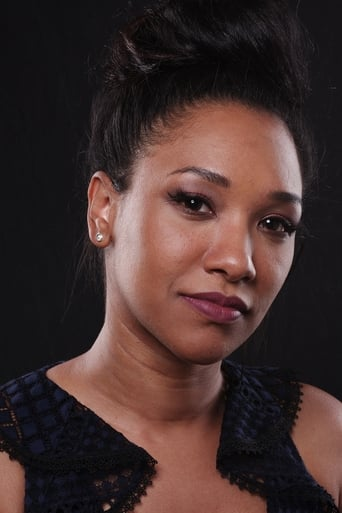 Image of Candice Patton