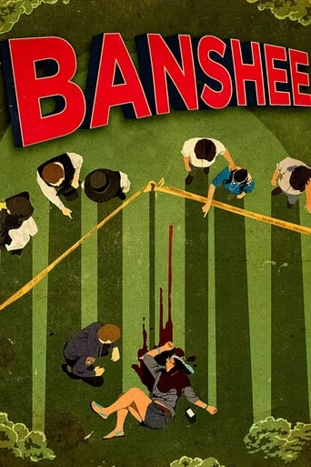 Poster of Banshee