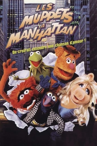 Poster of Les Muppets à Manhattan