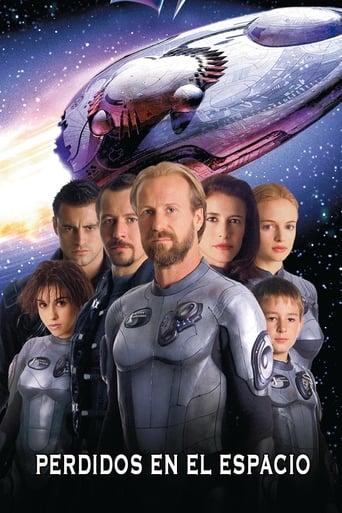 Poster of Perdidos en el espacio