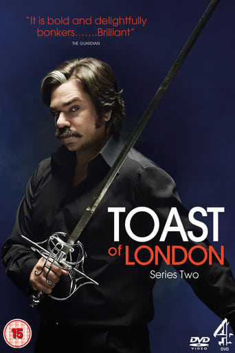 Toast of London Poster