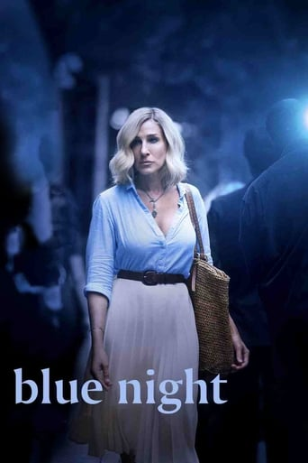 Poster of Blue Night