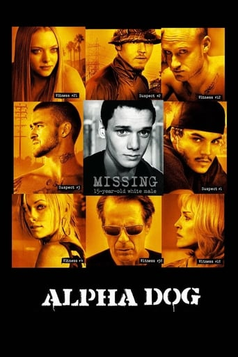 Official movie poster for Alpha Dog (2006)