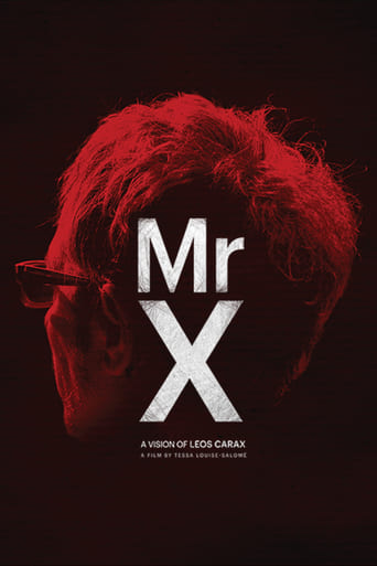 Mr. X, a Vision of Leos Carax