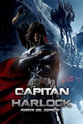 Ver Capitán Harlock Online