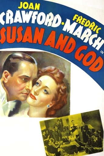 Poster of Susan and God