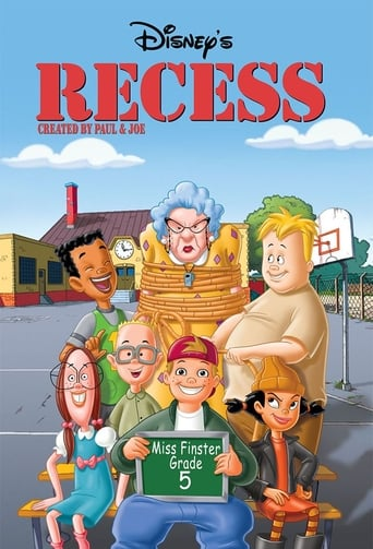 Poster of Recess