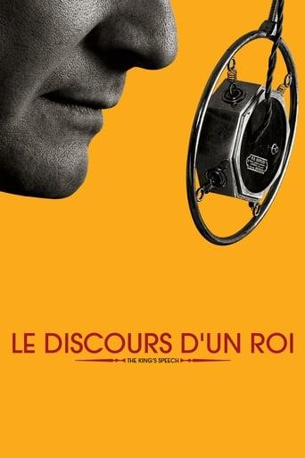 Poster of Le Discours d'un Roi