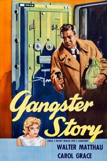 Poster of Gangster Story