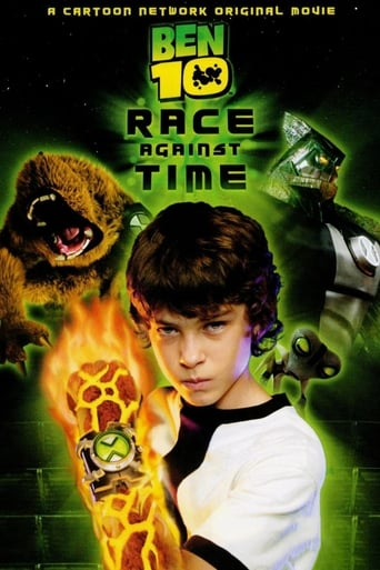 Poster of Ben 10: Race Against Time