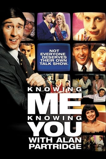 Poster of Knowing Me Knowing You with Alan Partridge
